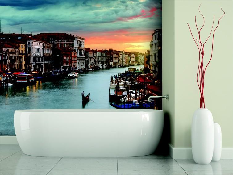 Łazienka bez kafli - pomysł na łazienkę - WRSystem
