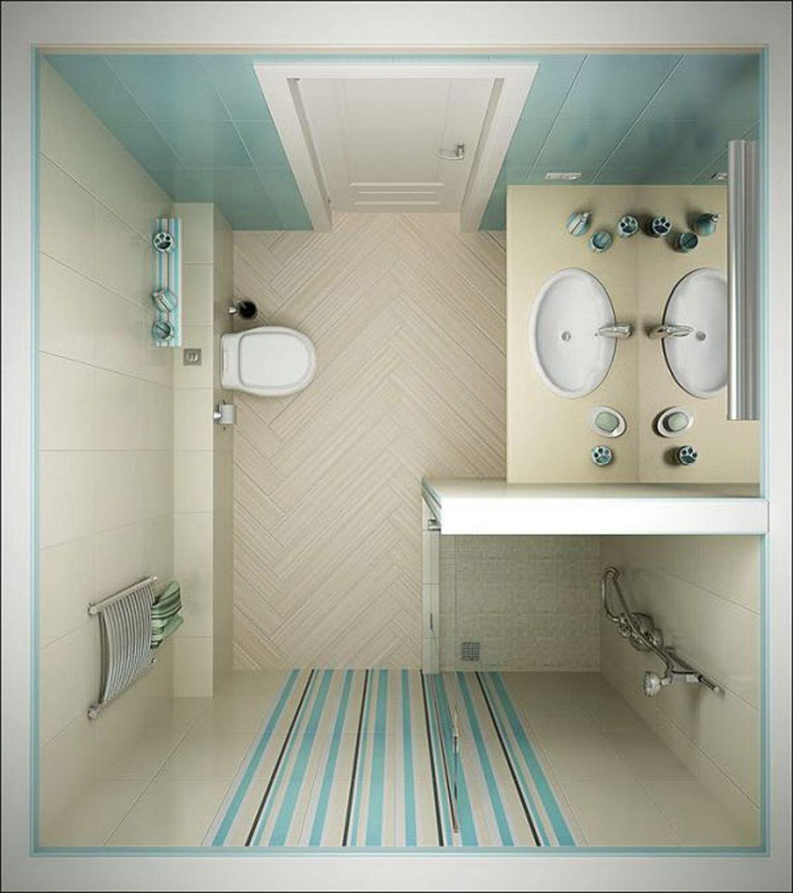 Mała Nowoczesna łazienka Wrsystem