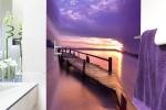 System aranżacji łazienek - tapeta
