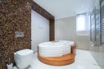 Aranżacja łazienki - mozaika
